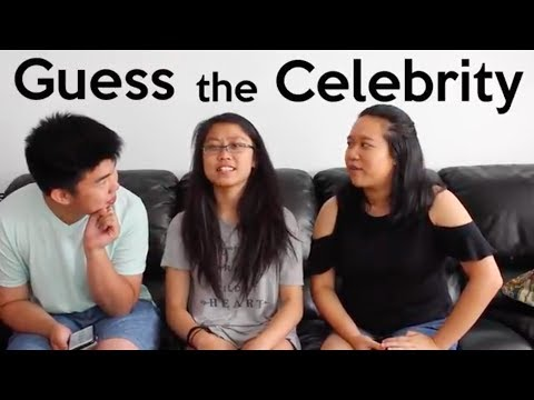 GUESS THE CELEBRITY CHALLENGE feat. WINSON