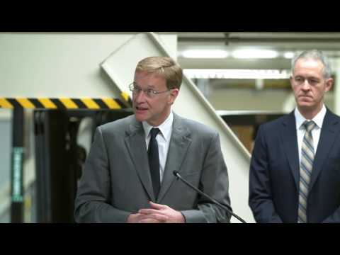 Apple & Corning Press Conference: Opening Remarks from Corning CEO Wendell Weeks