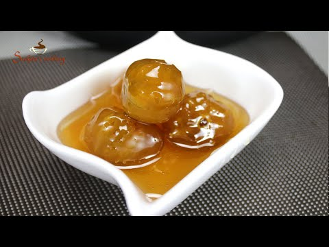 HOW TO MAKE PERFECT CRYSTAL CLEAR AMLA MURABBA/PERFECT WAY OF MAKING AMLA MURABBA