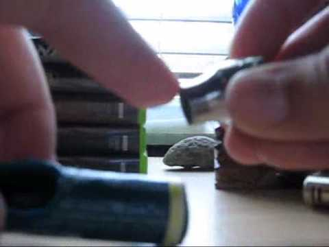 How to make a chapstick tube pipe
