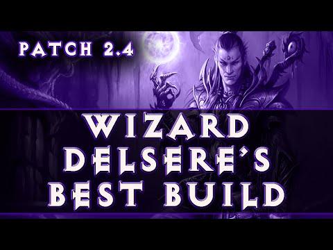 Diablo 3 - Wizard Best Build (Patch 2.4)