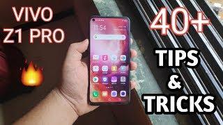 Vivo Z1 Pro Tips & Tricks - 40+ Features & Hidden Features [FuntouchOs 9]