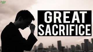 The Greatest Sacrifice - Emotional Recitation By Basheer Chisty