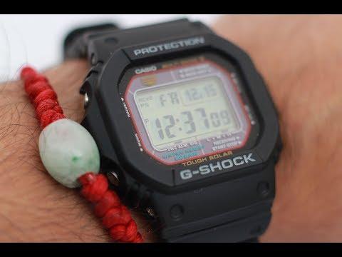 Casio G-Shock GWM-5610 Atomic Solar Review. Best Beater Watch?