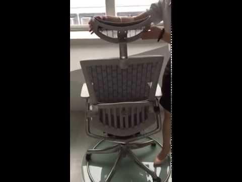 VIVA OFFICE Deluxe High Back Mesh Office Chair Viva0588F1 Review 1