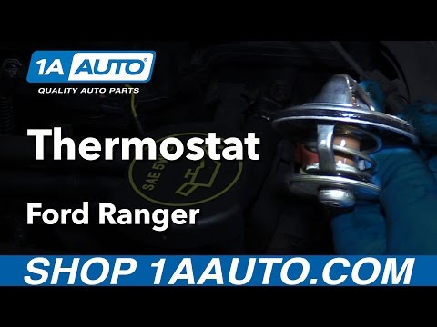How to Install Replace Thermostat 2001 Ford Ranger 4.0L Buy Quality Auto Parts At 1AAuto com