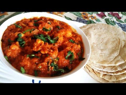 Aloo Gobi Masala| Potato and Cauliflower Curry| Vegetarian/Vegan Recipe