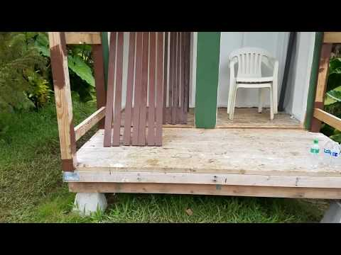 Off Grid Bathroom Project Part 4