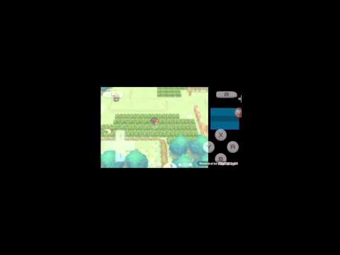 How to cheat on Pokemon white 2 using drastic