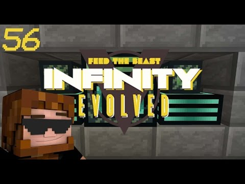 Minecraft: FTB Infinity Evolved - Ep.56 - Quantum Entanglement Diviner