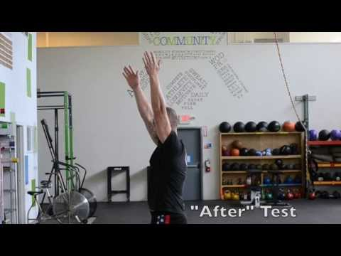 Testing Active Arm Reach