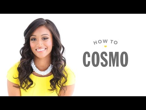 Drybar DIY - The Cosmo: How to Get Loose Curls