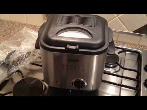 Living Essentials 1 2L Deep Fryer