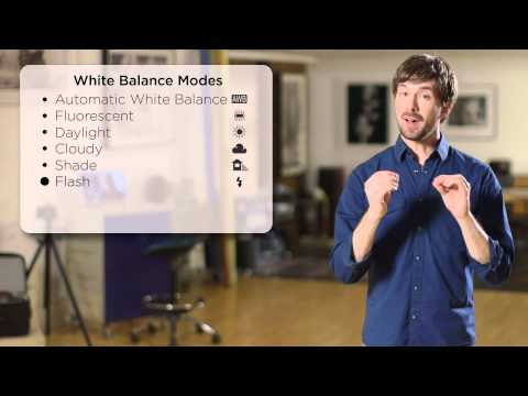 Canon EOS 101 How To - White Balance