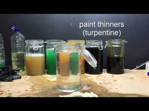 iPhone 7 waterproof test 2 - household liquids
