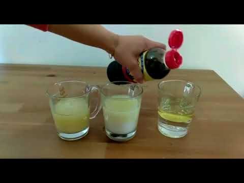 water oil emulsion