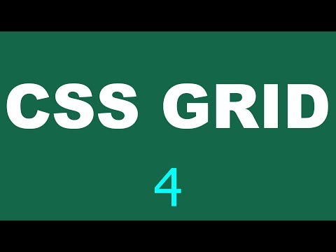 CSS Grid Tutorial - 4 - Adding a stop line