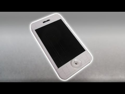 Tutorial: Realistic LEGO iPhone 4s