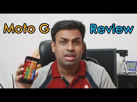 Moto G Quick Review after using it for 7 days