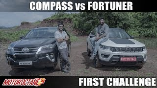 Can't Miss: Off The Road - The First Challenge | Hindi | MotorOctane