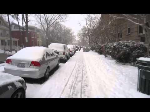 Washington DC Snow 2015