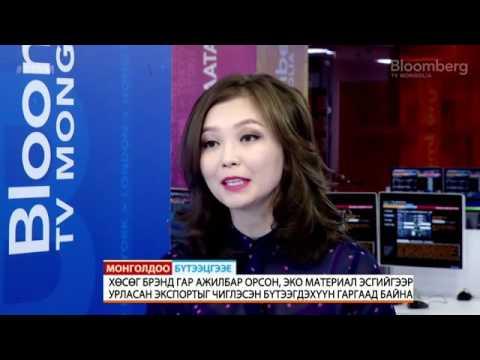 BloombergTV Mongolia - News  Husug Brand