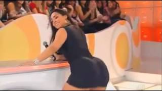 Big ass dancing