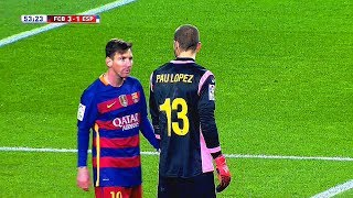 10 Players Who Really HATE Lionel Messi ||HD||