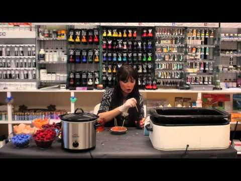 How to Make Candles That Look Like Food : Candle Making