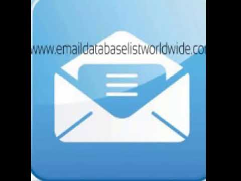UK B2B Email List, UK Business Email List, UK Company Email Lists Database