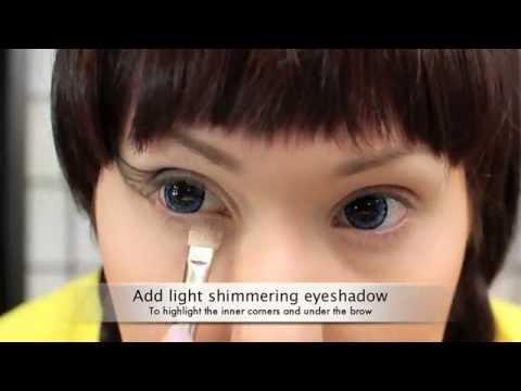 ~Angel's wings eyeliner~ Hello Yuki! Makeup Tutorial