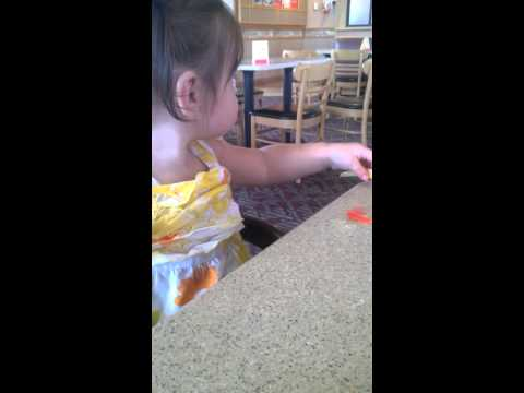 Toddler refuses to eat vegetables