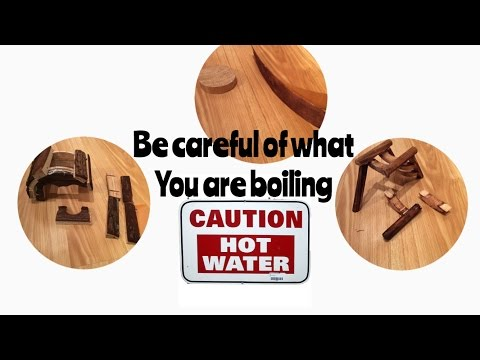 Be Careful Of What You Boil!