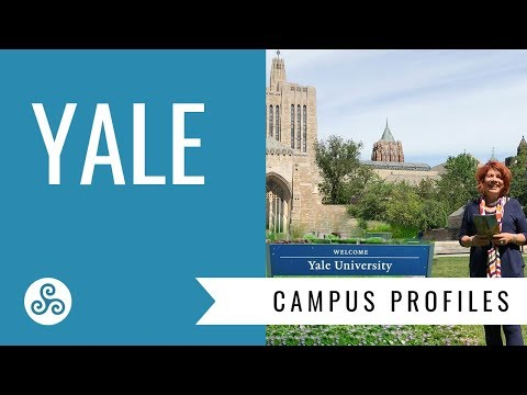 Yale University - Campus visit and overview by American College Strategies