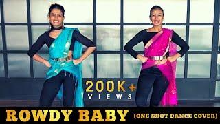 Rowdy Baby (One Shot Dance Cover) l Team Naach Choreography | Maari 2