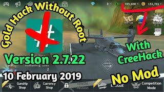 Hack gunship battle version 2 6 10 by creehack easily no