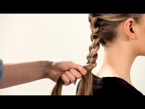 How to Do a French Braid | Braid Tutorials