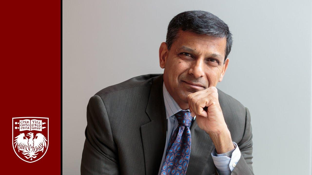 The Impact of COVID-19 on the Global Economy. Raghuram Rajan Virtual Harper Lecture
