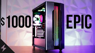 Your Next $1000 Gaming/Streaming/VR PC for 2020!