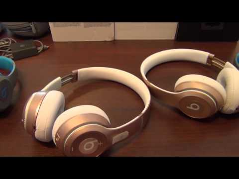 ebay purchase beats by dr dre solo 2 wireless fakes vs genuine / easy way to indentify