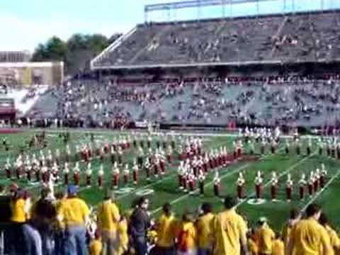 boston college marching band