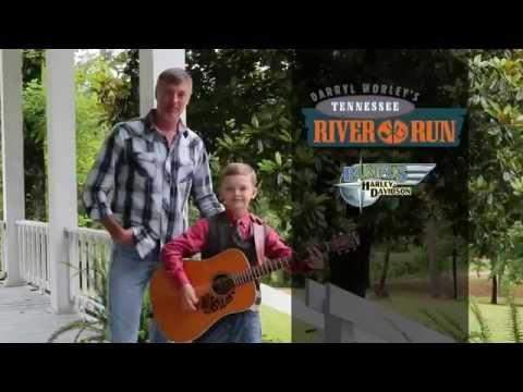 Darryl Worley's Tennessee River Run 2014 PSA