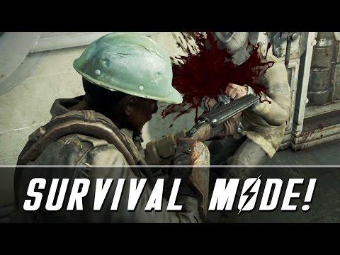Fallout 4 | Survival Mode Explained! | Revered Legend