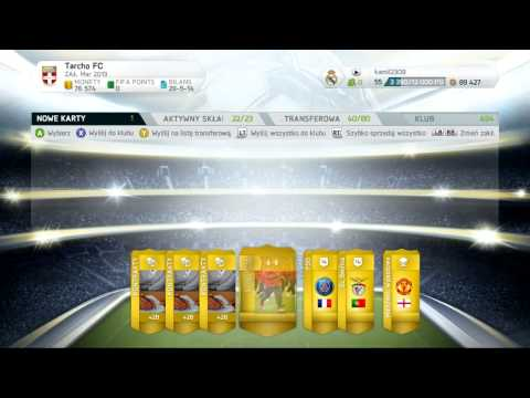 Fifa 14 Ultimate Team PACK OPENING! 25 000 COINS PACK! AMAIZING LUCK!