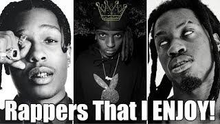 100 New School Rappers That I ENJOY!