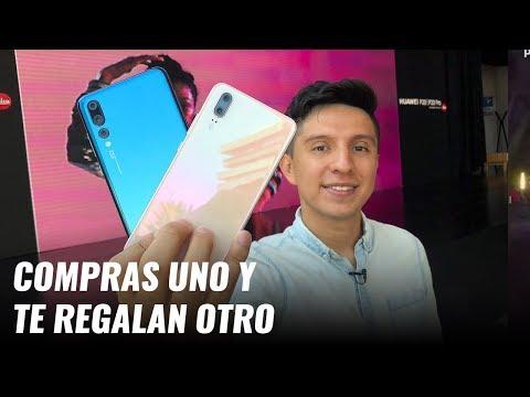 Huawei P20 y P20 Pro: Precios y disponibilidad en México
