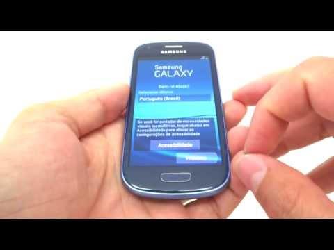 Como Formatar Samsung Galaxy S3 mini i8190 || Hard Reset, Desbloquear. G-Tech