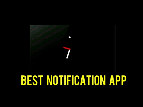 Best Notification app for android