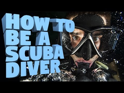 How to Become a Scuba Diver