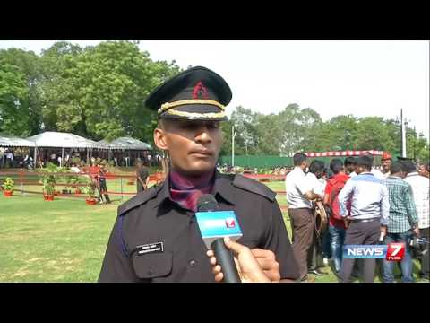Army cadets speaks out after passing out from OTA, Chennai | News7 Tamil